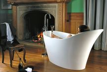 Victoria and Albert Baths / Victoria + Albert baths are more than a purchase - it's an investment for life.  Sumptuous baths made from volcanic limestone. To view these in person come along to our Maidenhead based showroom: http://www.soakinstyle.com/contact-us/