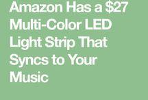 MUSICAL LIGHTS