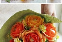 CRAFTED FLOWERS