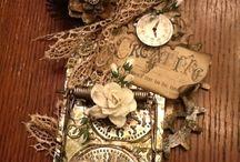Handmade embellishments / by Debbie Keith