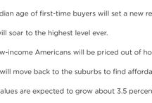 Housing Trends and Stats