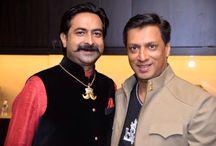 Celebs wearing Rohit Kamra
