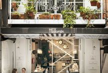 Bar & Restaurant decor