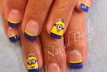 Pretty nails / by Samantha Karr-Tom