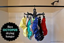 Kiss My Bump // Cloth Diapering / Good stuff for cloth diapering babies. http://www.kissmybump.com / by Cris Stone - Kiss My Tulle