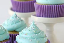 cakes and frosting