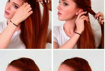 Hair braiding tutorial