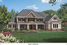 Ann Arbor New Construction Homes / by Missy Caulk, Ann Arbor Real Estate