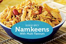 Aakash Namkeen Indore / Best Fast Food and Namkeen from Central India