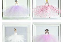 Ballet theme bedroom