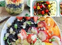 Salat frokost
