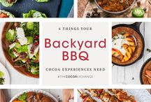 On the Grill: Recipes + Ideas / Explore new flavor combinations and discover the different ways cocoa enhances other flavors with thoughtful recipes prepared by our in-house chefs!