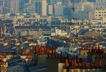 Les toits de Paris / Sous le ciel de Paris, mais sur ses hauteurs
