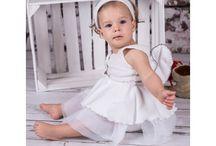 Aniołek - stój dla dziewczynki do sesji foto / Strój aniołka jest idealny dla małej księżniczki w każdym wieku! Czy na zdjęcia, czy na bal przebierańców - każda dziewczynka będzie wyglądać po prostu uroczo! Dla chłopca również mam wersję ze spodenkami, może para bliźniąt?