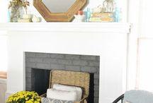 Jens fireplace