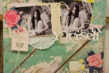 Scrapbooking Layouts / by Cindy Dooley