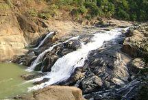 Putudi Waterfall in Odisha