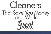 DIY Všechny přírodní čističe, které vám ušetří peníze a práci skvělé