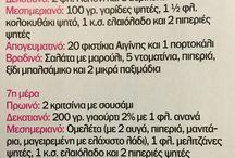 Δίαιτα Ελένης Μενεγακης