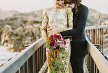 Wedding Photo Inspiration / Rustic vintage chic boho wedding ideas for my brides