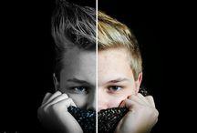 portraits / Meine Shootings