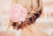 Wedding hair + make up
