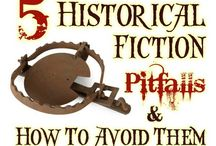Genre - Historical & Contemporary Fiction   Writing Craft / Tips and techniques for writing either Historical or Contemporary Fiction