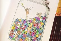 Colouring: Inspiration