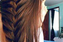 Braid in her hair#%<3