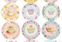 logos cupcakes