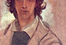 George Frederic Watts / George Frederic Watts, a volte noto con il nome di George Frederick Watts (Londra, 23 febbraio 1817 – Compton, 1º luglio 1904), pittore e scultore inglese dell'epoca Vittoriana, spesso associato al movimento artistico del Simbolismo.