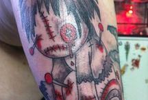 I miei Tatuaggi︵‿✎ /   ...NO PIN LIMITS-REPIN AT WILL!!!