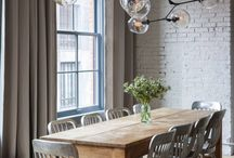 Dinner tables / How to find the perfect surroundings for the perfect dinner.