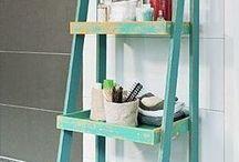 Möbel und Dekoration bauen