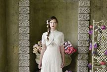 Vintage Rose Jet Deco 2014 Collection / The new 2014 collection by Terry Fox Wedding Dresses