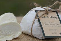 Cheeses Ailsa Craig