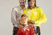 Michael Jackson with Macaulay Culkin