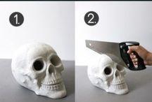 Skull Interior