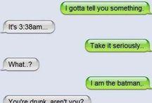 Hilarious Drunk