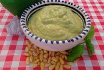 Pesto recepten