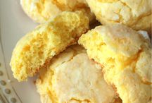 Googy butter cookies / Goofy butter cookies
