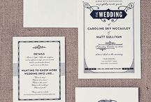 Invite flyer ideas / Wedding