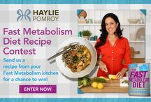 Heiley Pomroy / Dieta