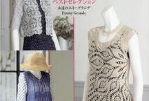 Crochet Books and Tutorials