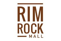 Rimrock Mall / RSM Design teamed up with Starwood Properties in the rebrand of Rimrock Mall, located in Billings Montana. Rimrock is considered the largest and most successful mall in the state, with a fast growing tourist trade. RSM was inspired by local history, patterns, and culture to create the unique brand, logo, and exterior signage system that sets Rimrock apart from its competitors.