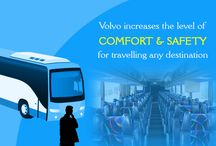 Volvo Bus Tickets Booking