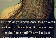 Creșterea părului