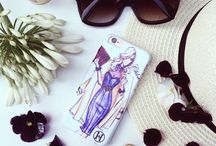 HA Phone Collection / The HA phone collection offers the chicest selection of personalised phone cases with a specially selected Fashionista collection.