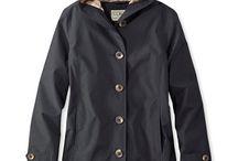 Fashion: Spring/Fall Coats