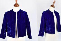 Velveteen dress#